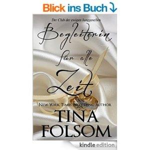 Begleiterin für alle Zeit von Tina Folsom
