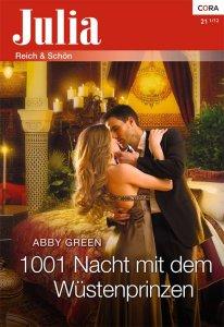 1001 Nacht mit dem Wüstenprinz von Abby Green