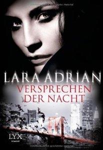 Versprechen der Nacht von Lara Adrian