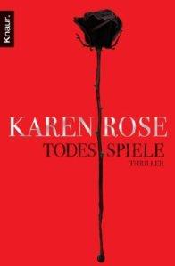 Todesspiele von Karen Rose