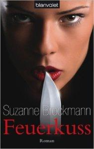 Feuerkuss von Suzanne Brockmann