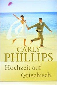 Hochzeit auf griechisch von Carly Phillips